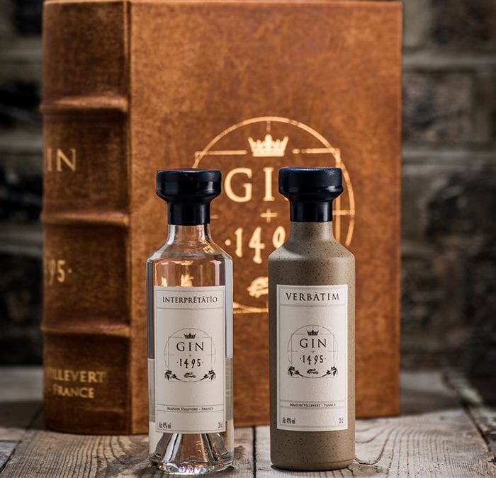 Rare Gin Auction – gin based on a recipe from 1495