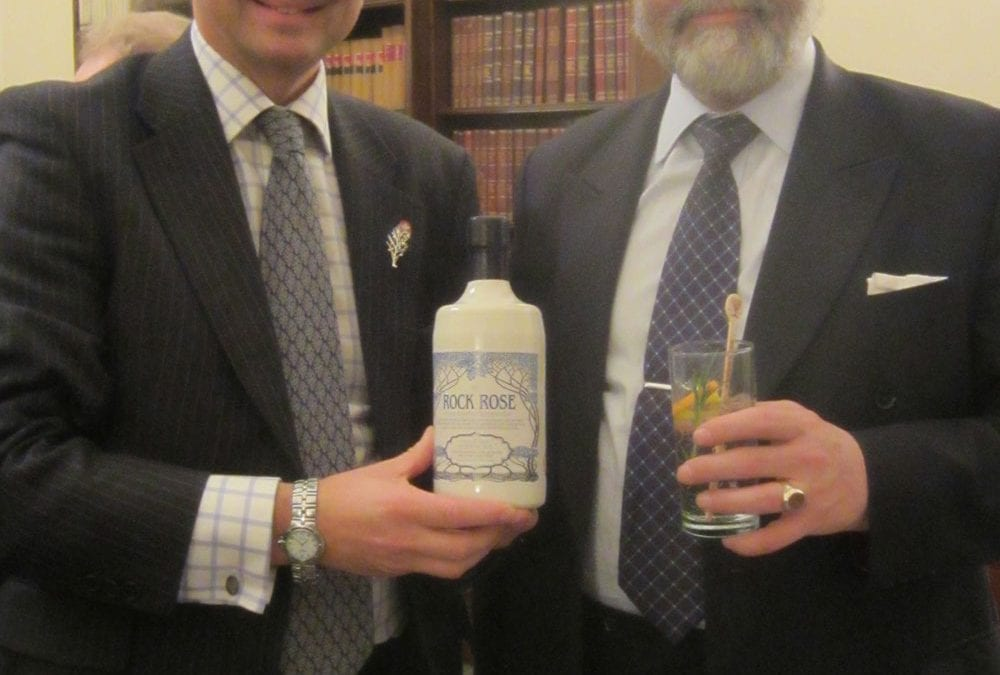 Scottish gins help support The Prince's Trust programme