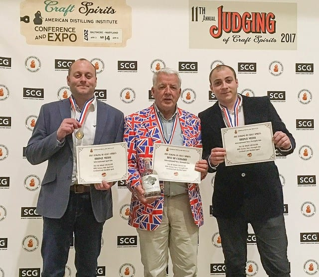Isle of Wight distillery victorious at international awards