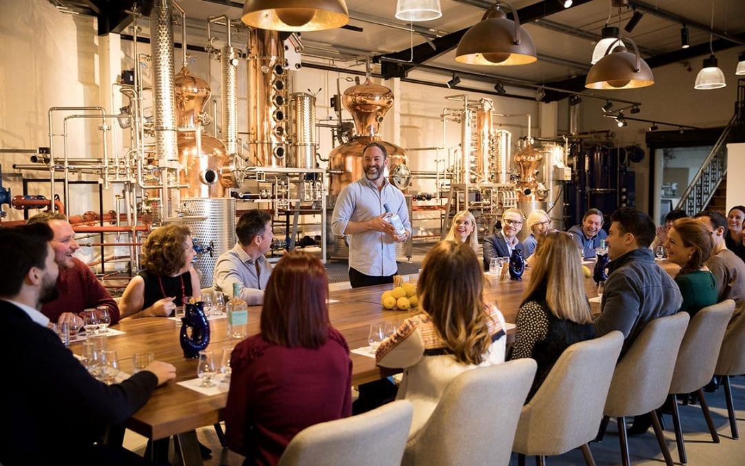 Hayman Distillers relocates distillery back to London