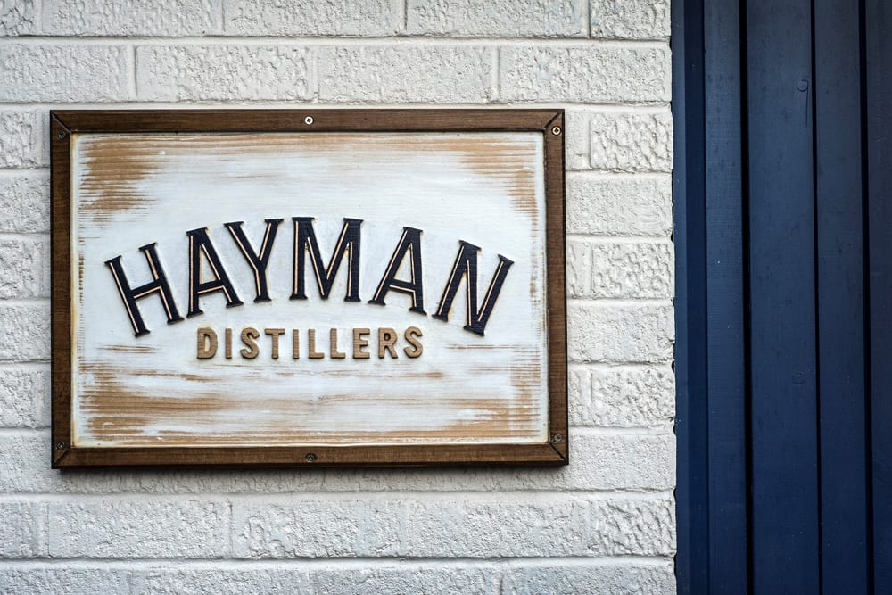Hayman unveils plan to relocate family gin distillery back to London