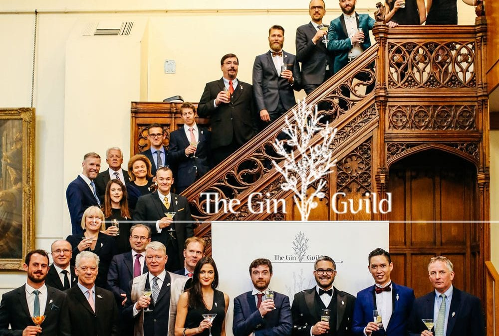 The Gin Guild welcomes first Canadian distiller