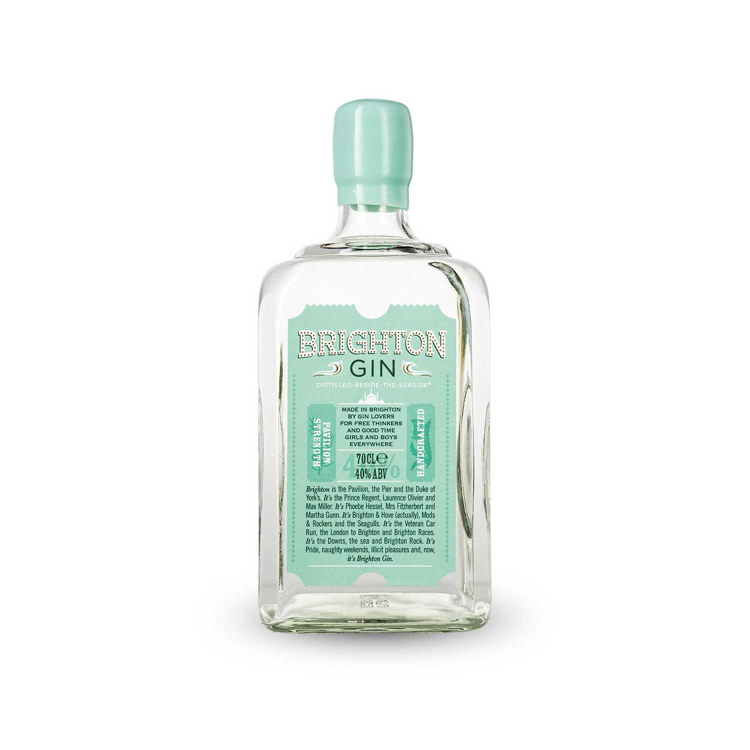 Brighton Pavilion Strength Gin