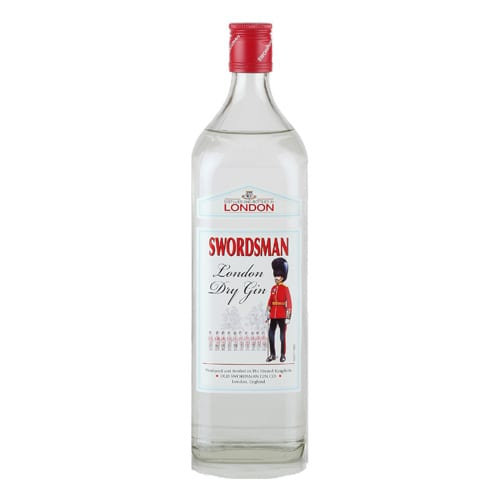 Swordsman London Dry Gin