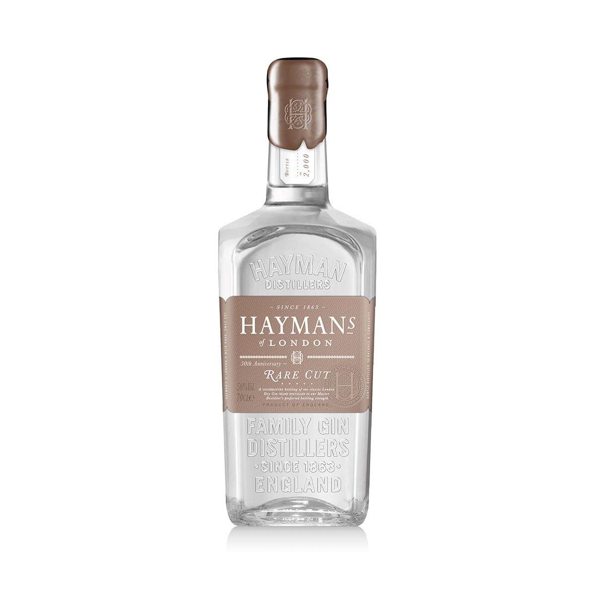 Haymans Rare Cut gin bottle