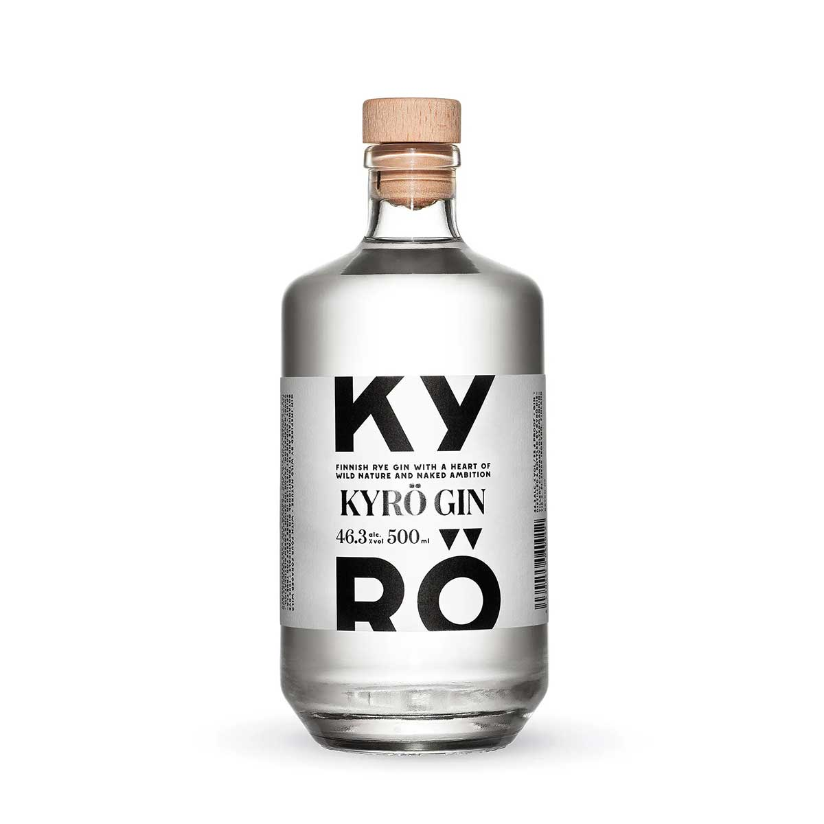 Kyro Gin Bottle 2020 from Kyro Distillery