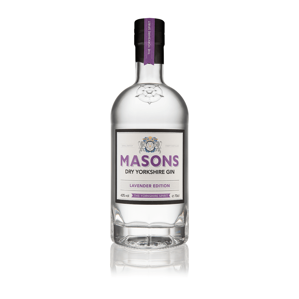 Masons Dry Yorkshire Gin – Lavender Edition