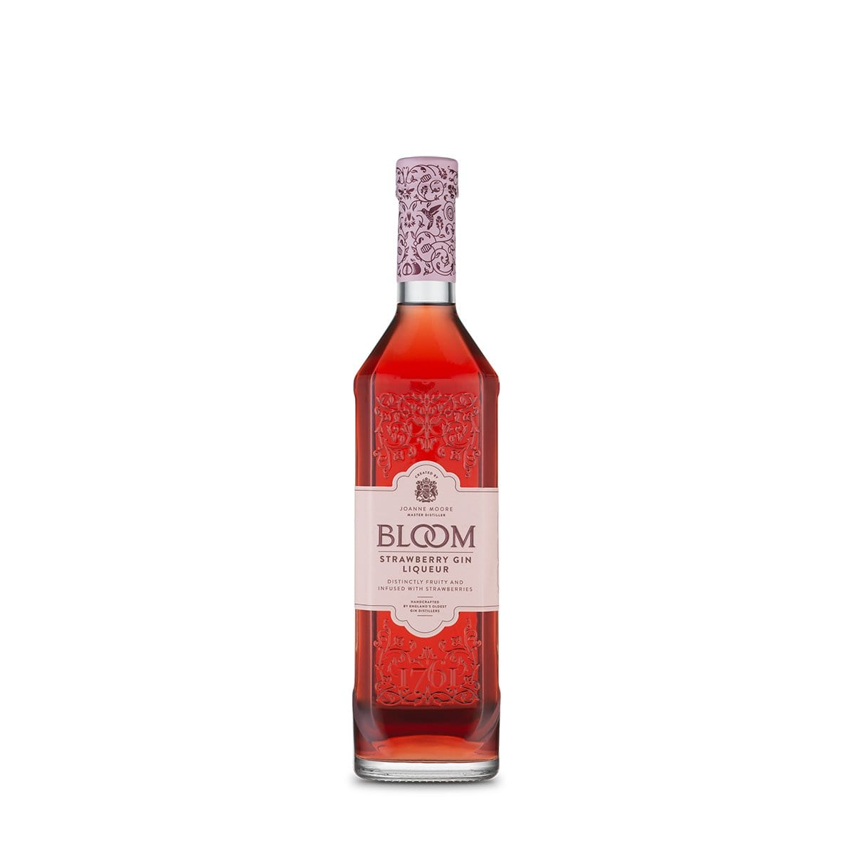 BLOOM Strawberry Gin Liqueur
