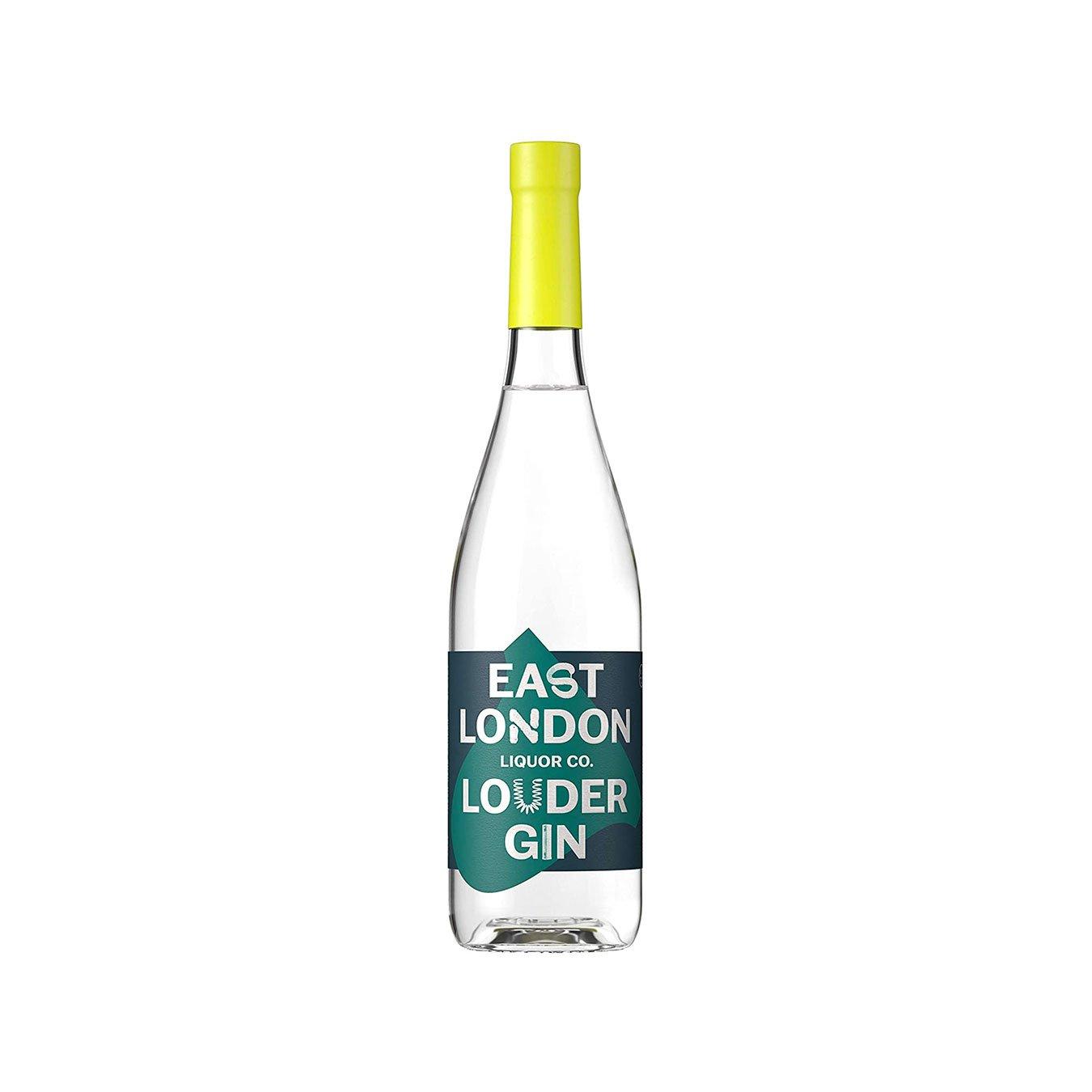 East London Louder Gin