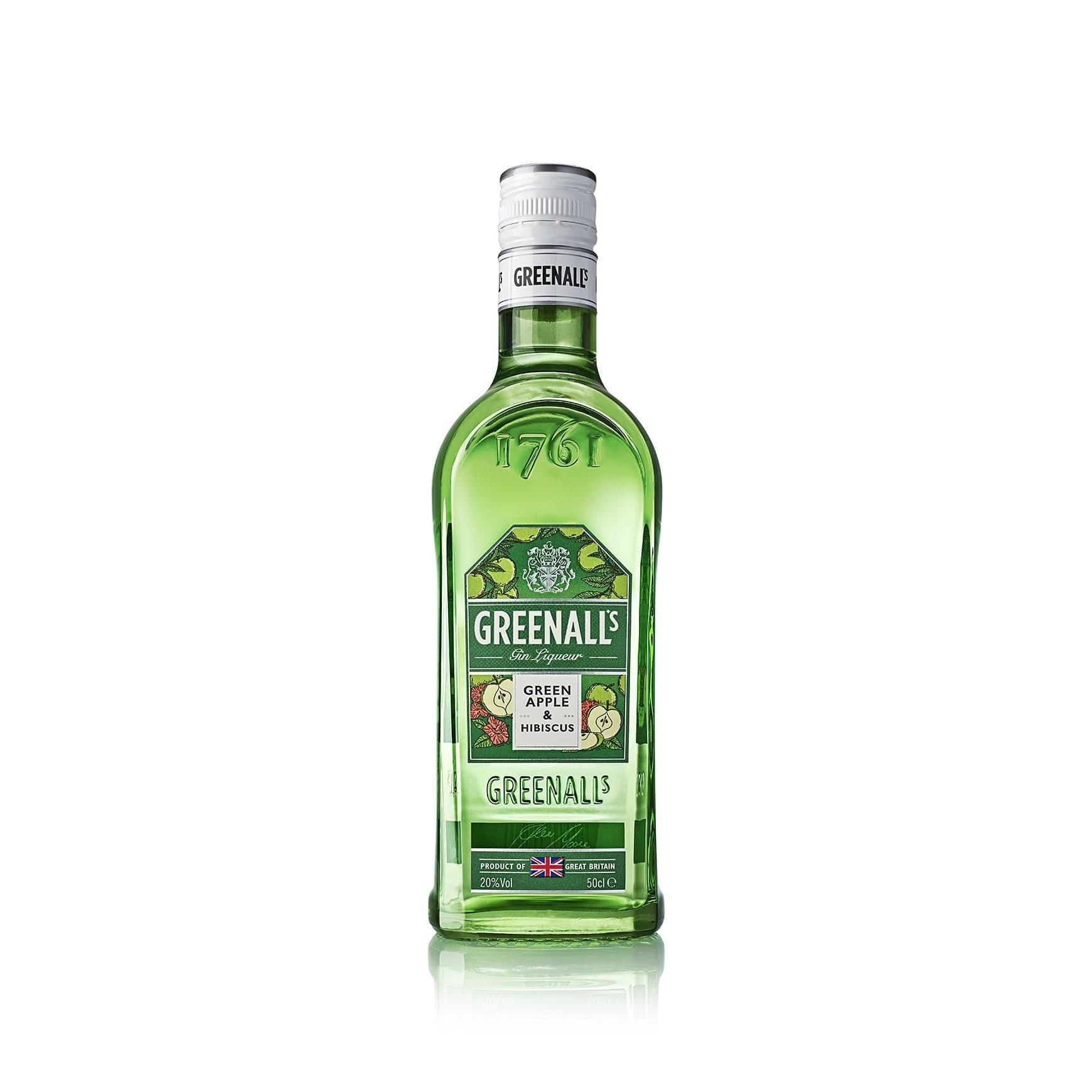 Greenall's Green Apple & Hibiscus Gin Liqueur