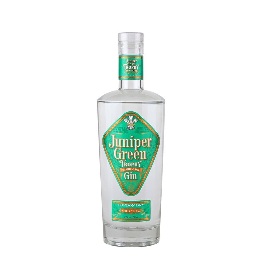 Juniper Green Trophy Organic & Wild Gin