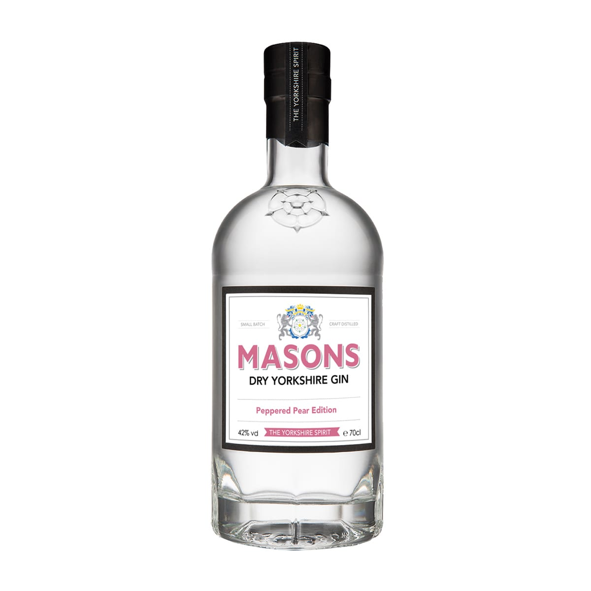 Masons Dry Yorkshire Gin – Peppered Pear Edition