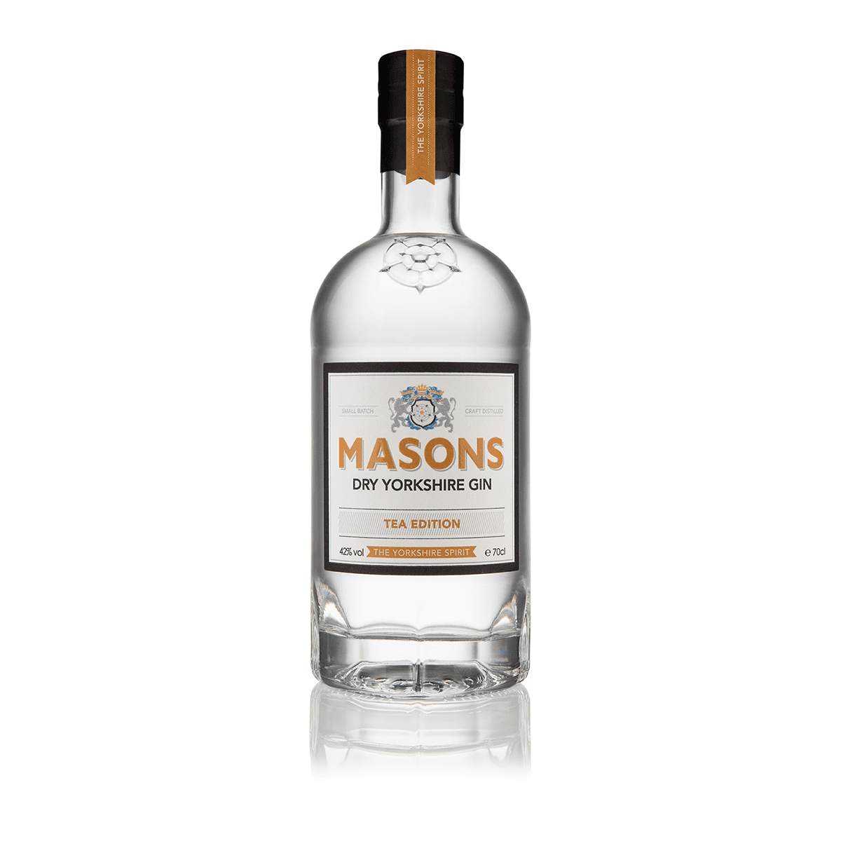 Masons Dry Yorkshire Gin – Tea Edition