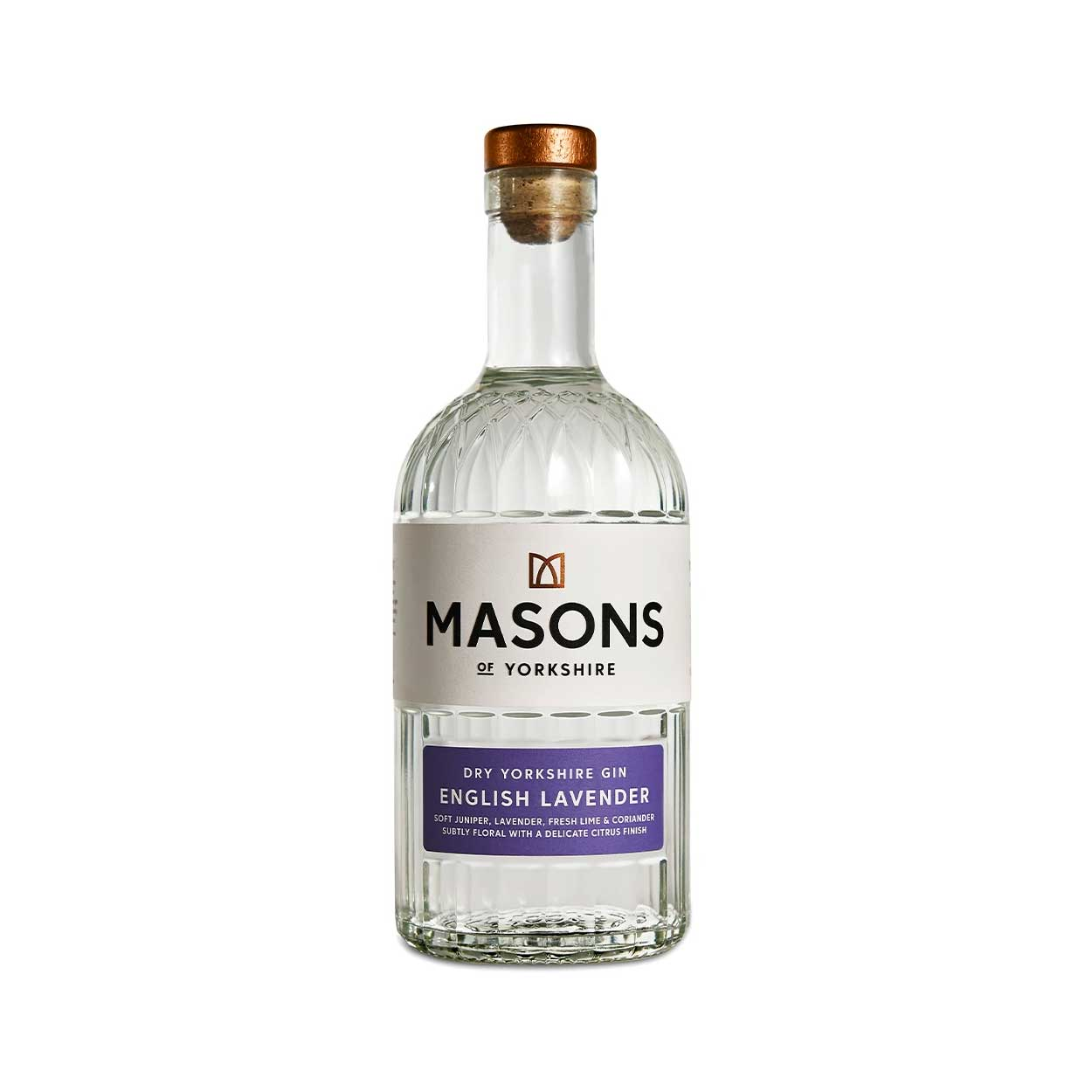 Masons Lavender Gin Bottle