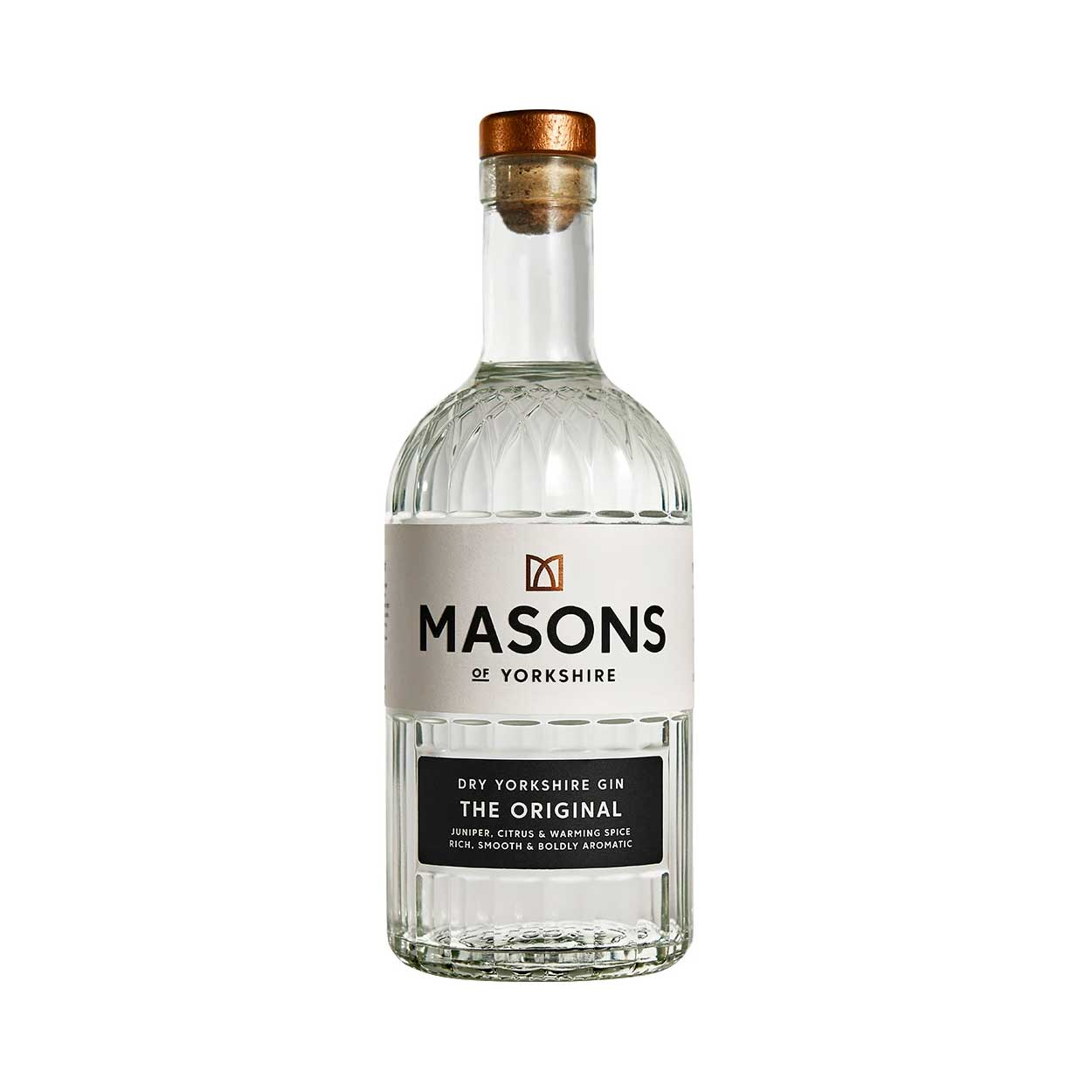 Masons Original Gin Bottle
