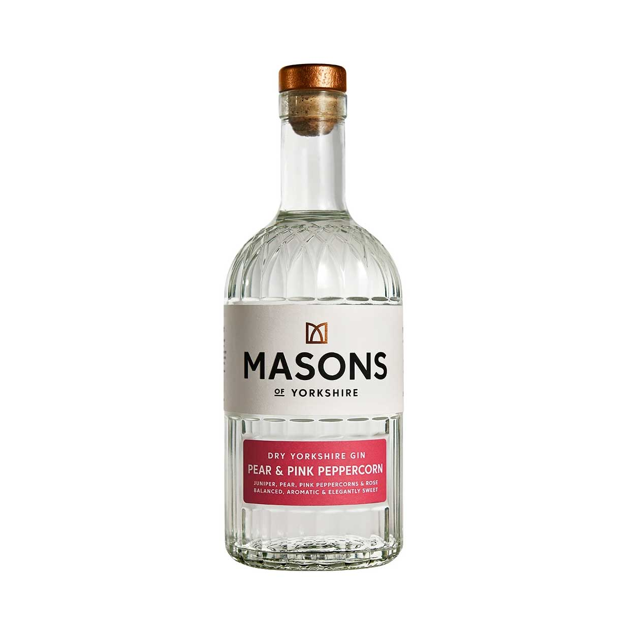 Masons Pear & Pink Peppercorn Yorkshire Gin