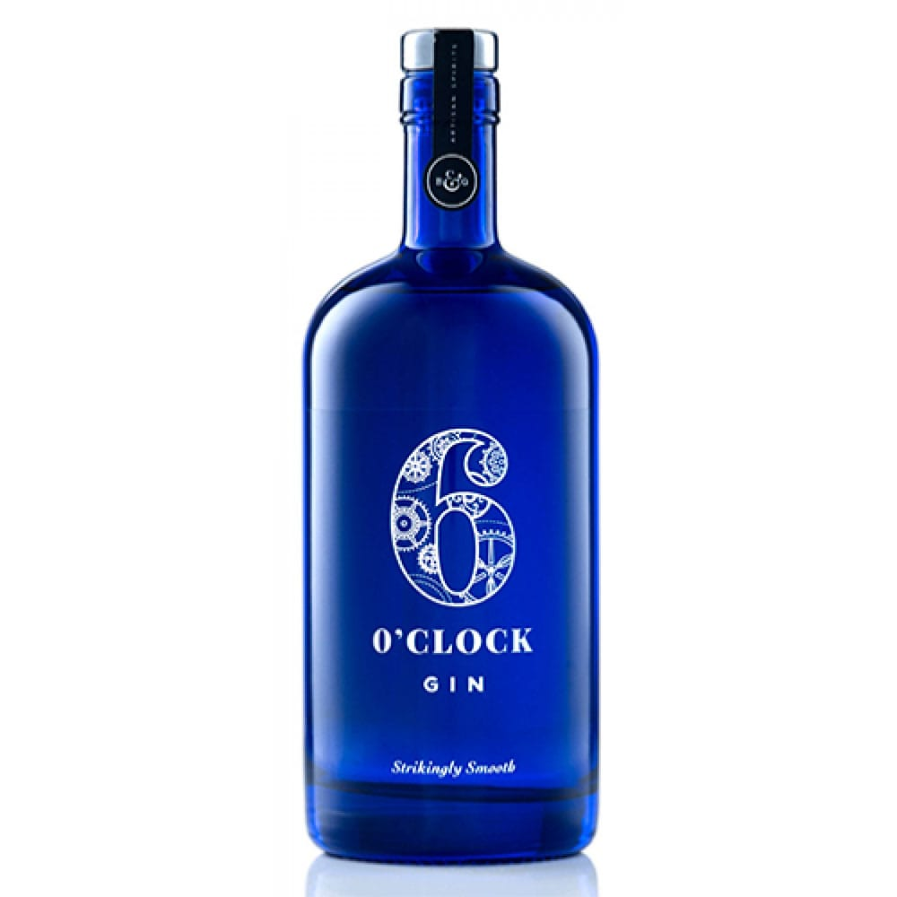Bramley & Gage Six o'clock Gin