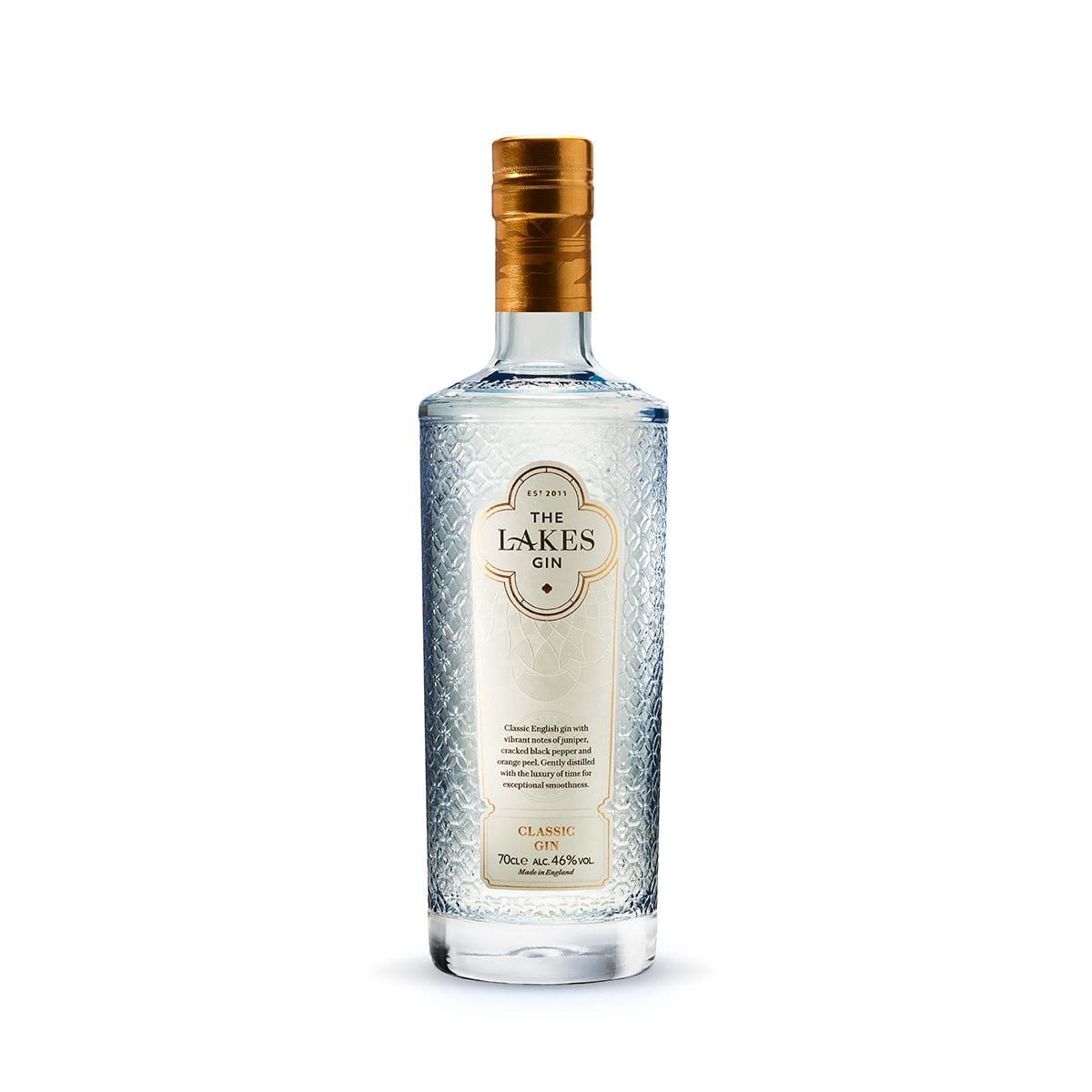The Lakes Gin Bottle - the Gin Guild