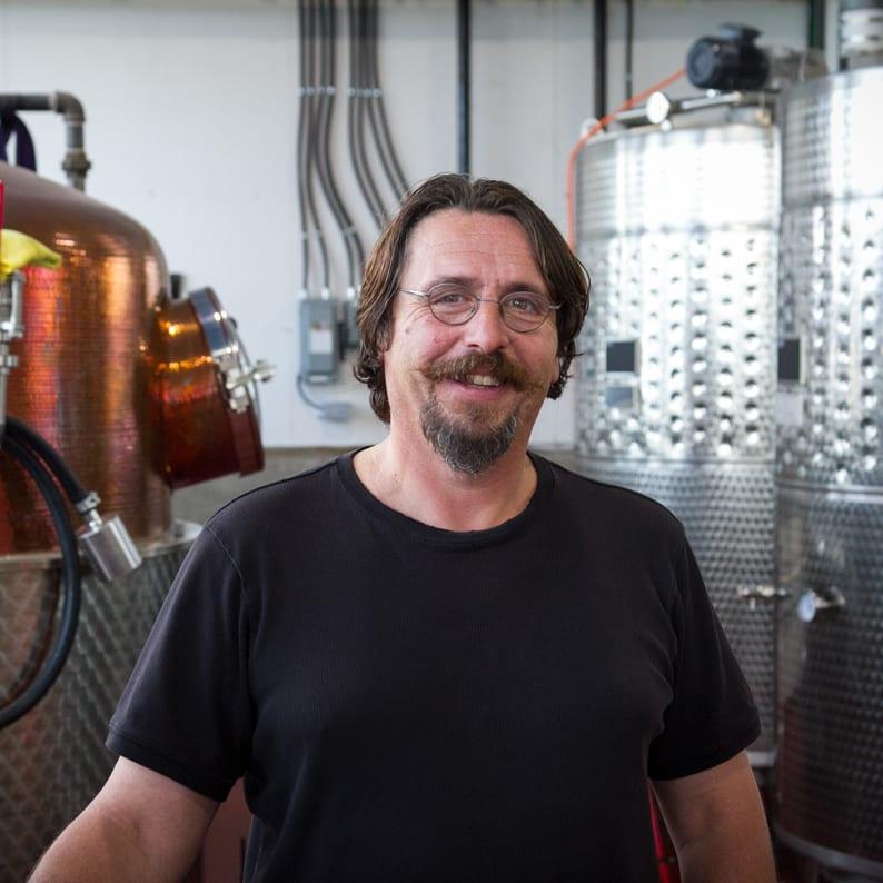 Thomas Steinhart: Steinhart Distillery