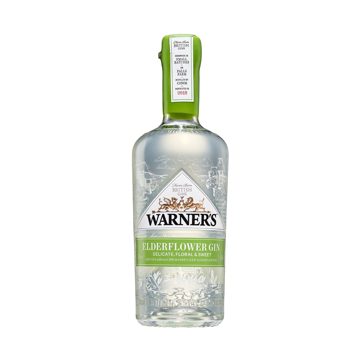 Harrington Elderflower Gin