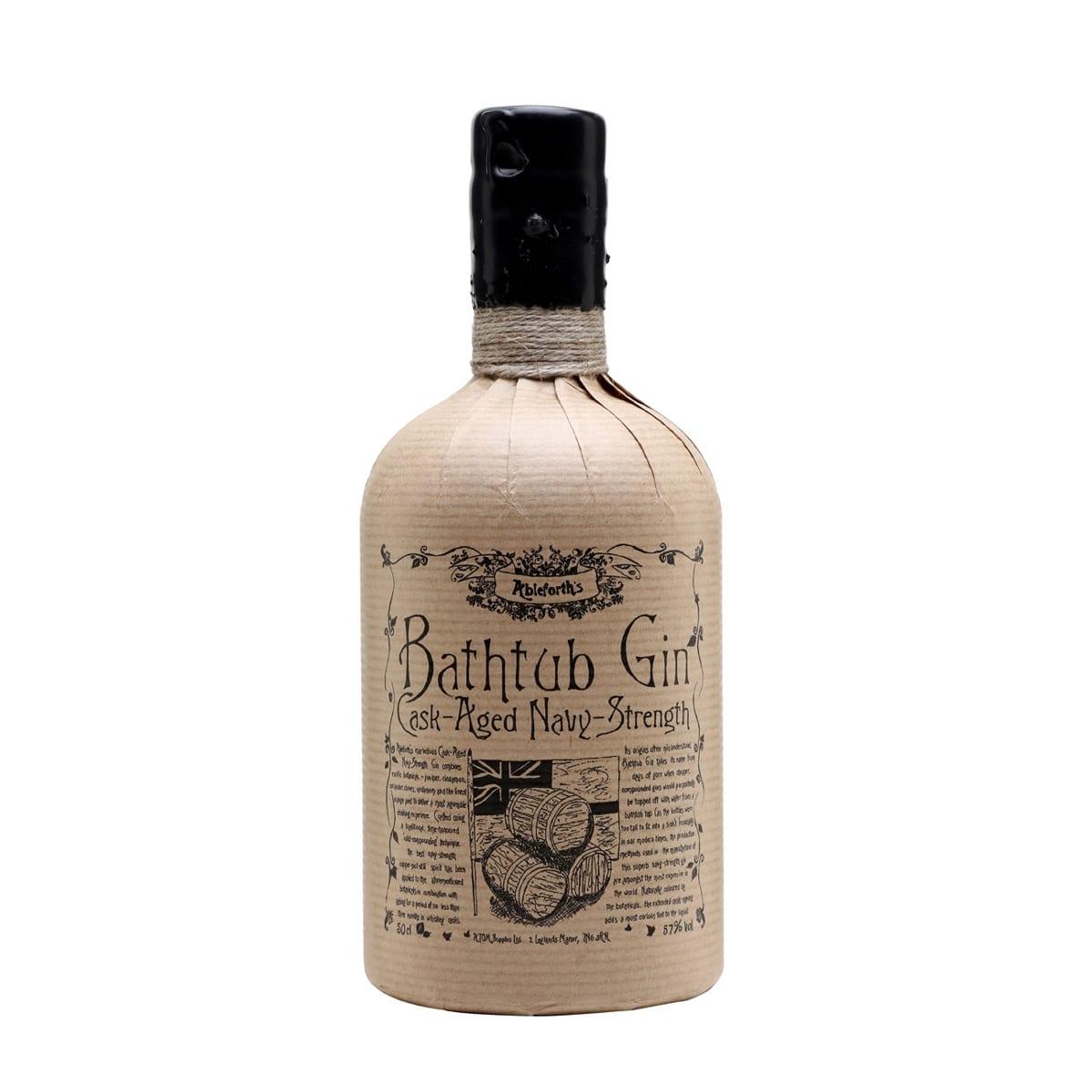 Bathtub Gin – Cask-Aged Navy-Strength