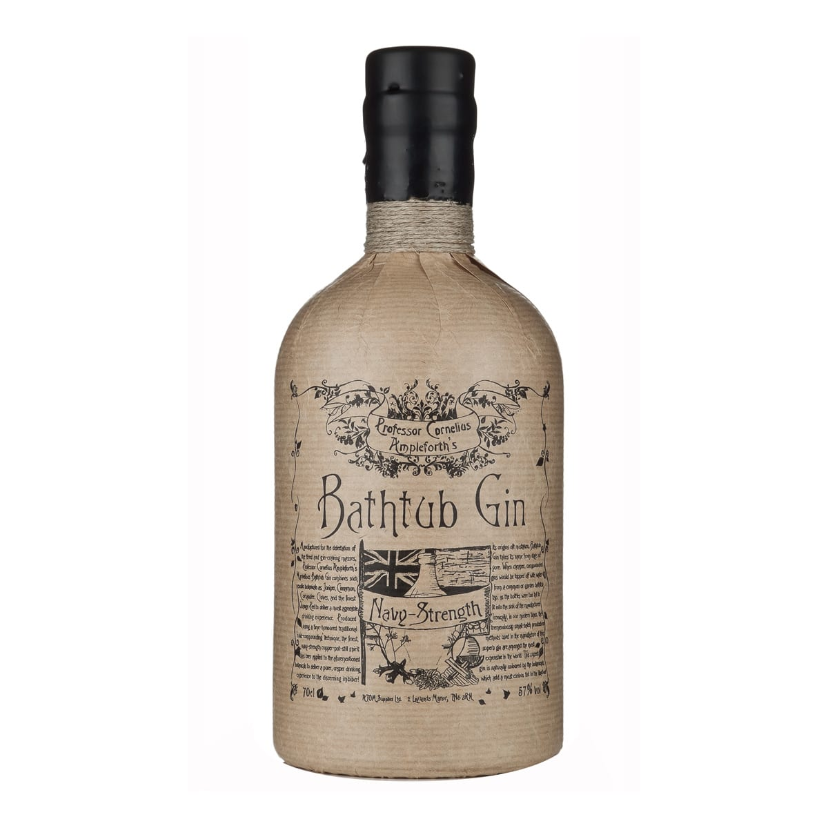 Bathtub Gin – Navy-Strength