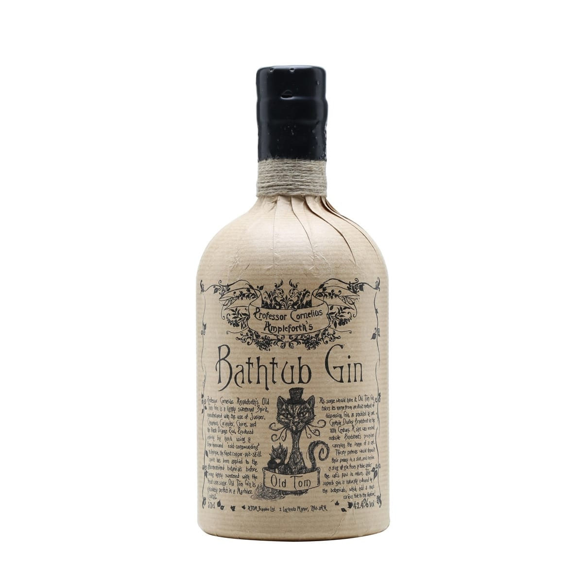 Bathtub Gin – Old Tom