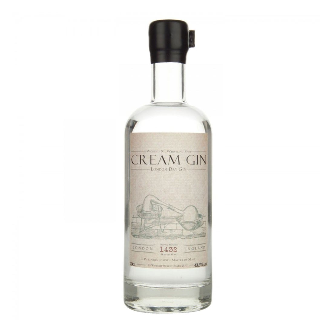 Mr Lyan's Cream Gin