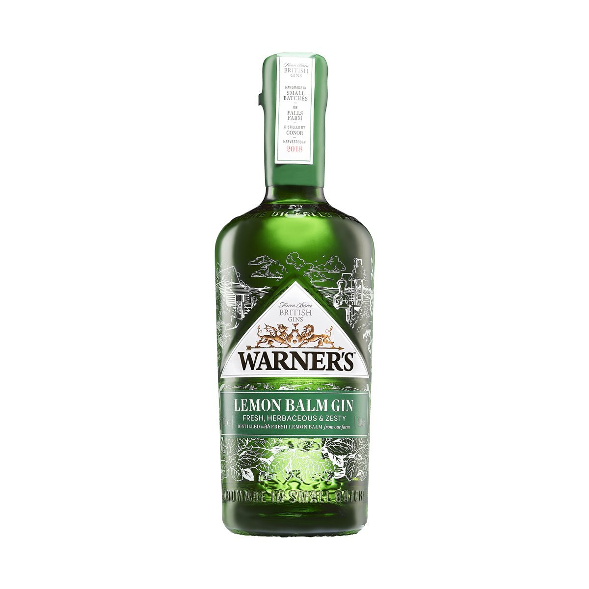 Warner's Lemon Balm Gin