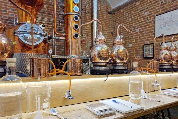 Will Edge, Greensand Ridge Distillery