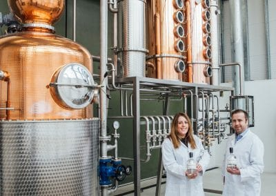 Rademon Estate Distillery trebles production capacity