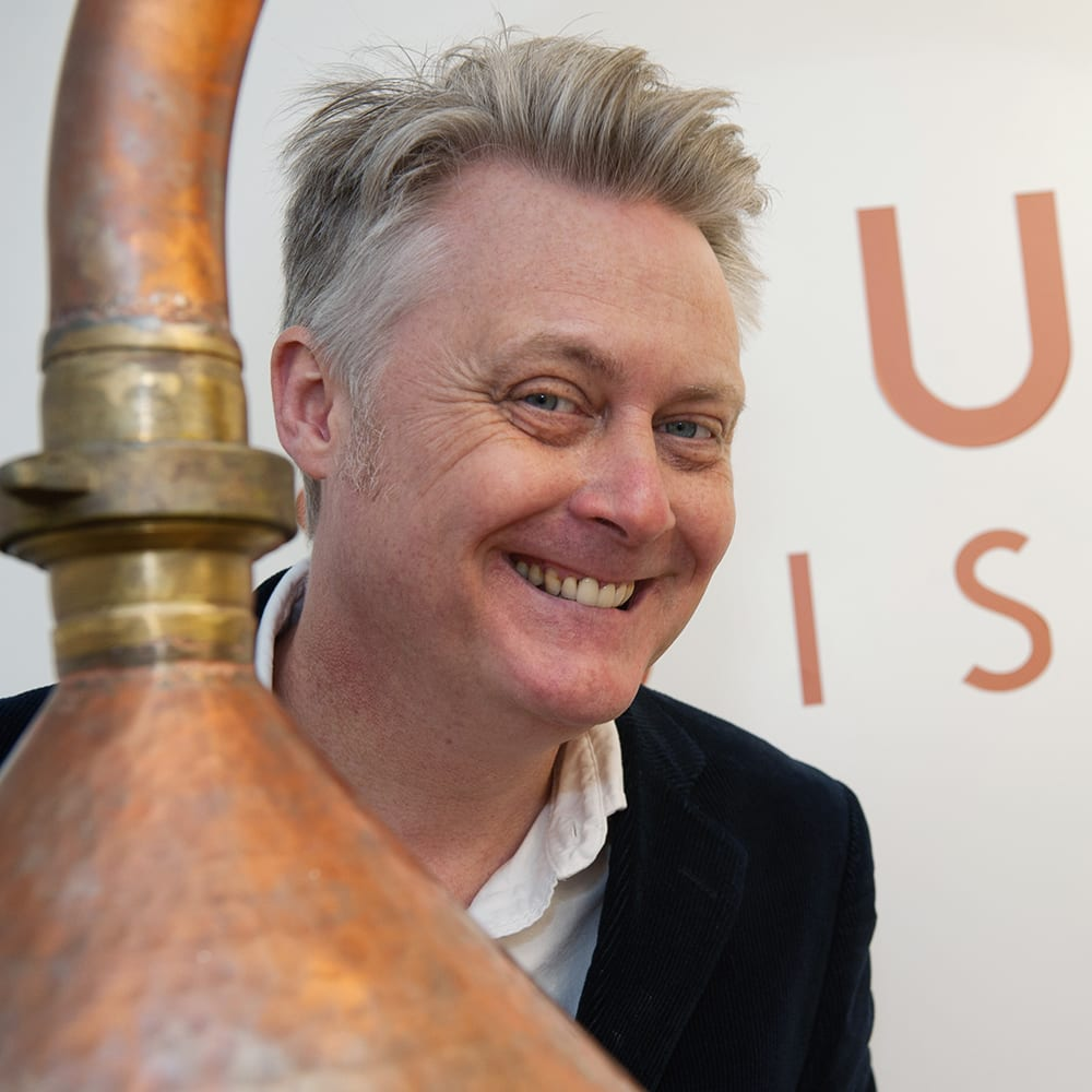 Meet the distiller: Jon Chadwick, Durham Distillery