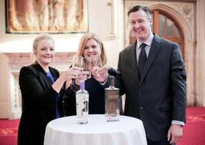 Celebrating great Durham gin…on both sides of the Atlantic