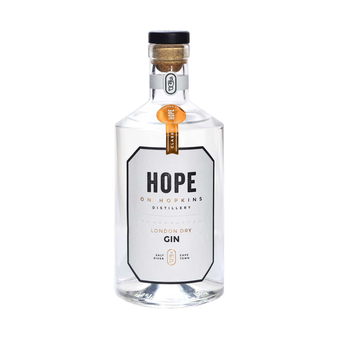 Hope on Hopkins London Dry Gin