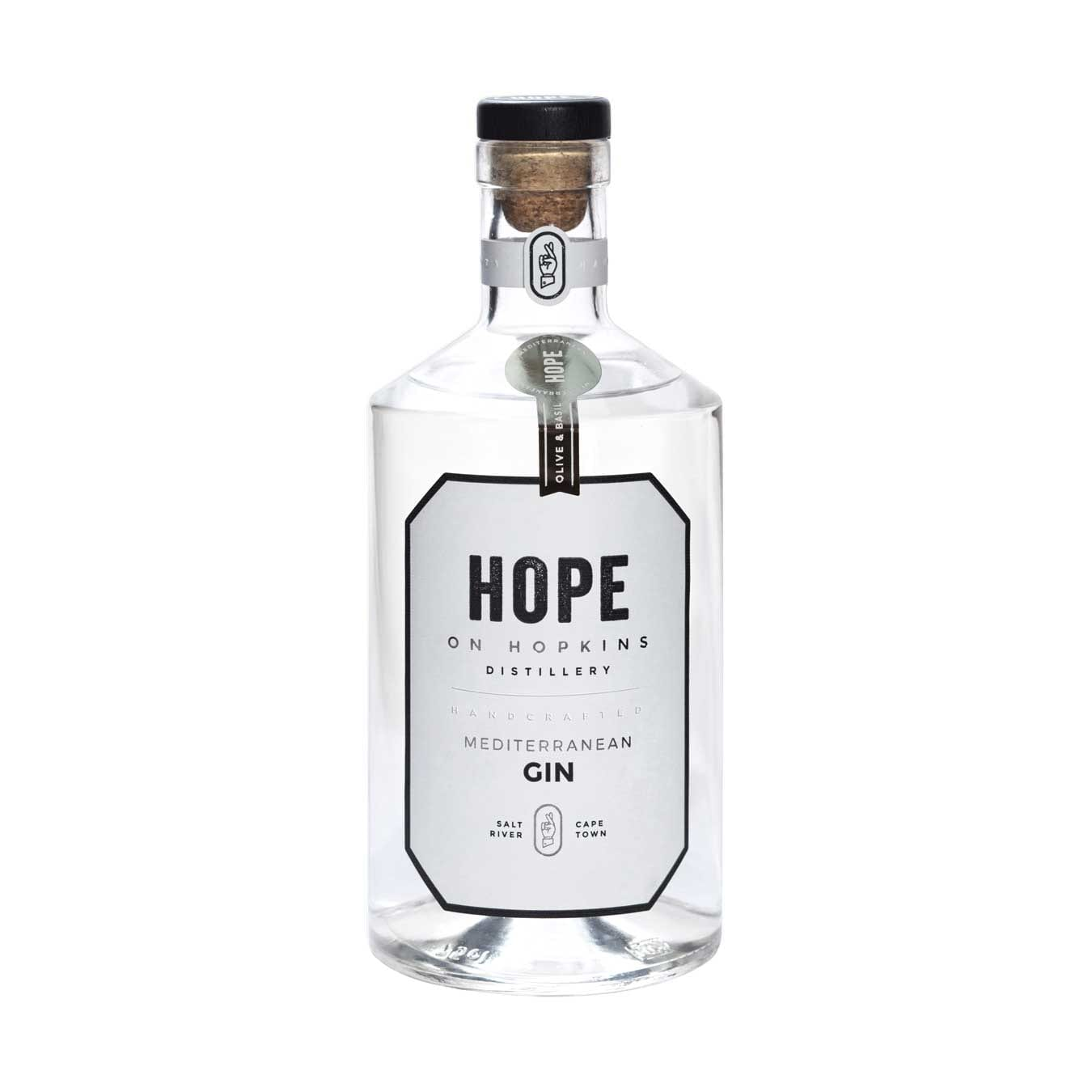 Hope on Hopkins Mediterranean Gin