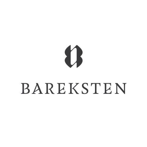 Bareksten Oss distillery logo
