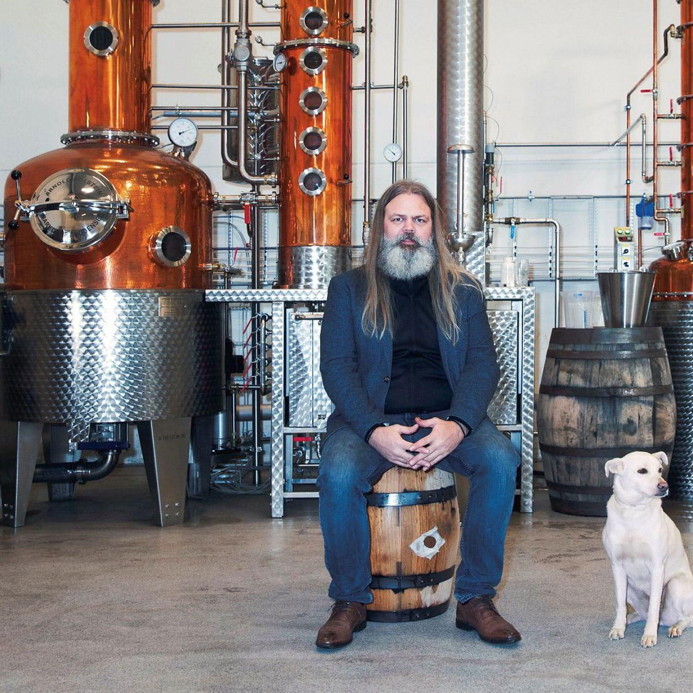 Stig Bareksten, Oss Craft Distillery