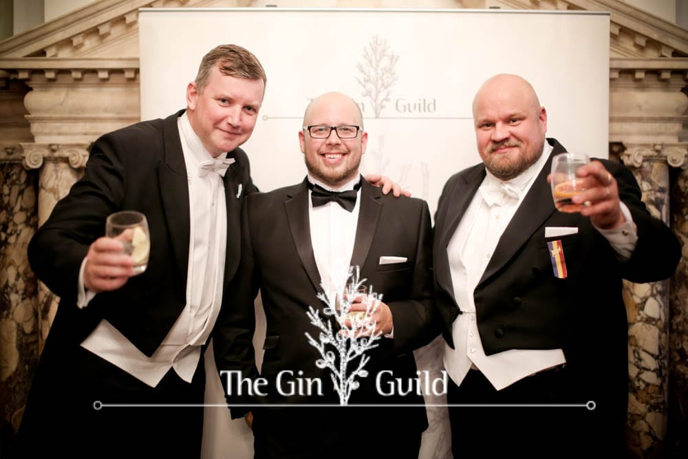 Gin Guild Autumn Installation 2018