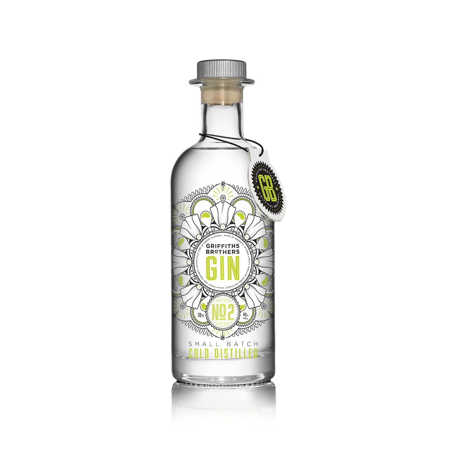 Griffiths Brothers No.2 gin