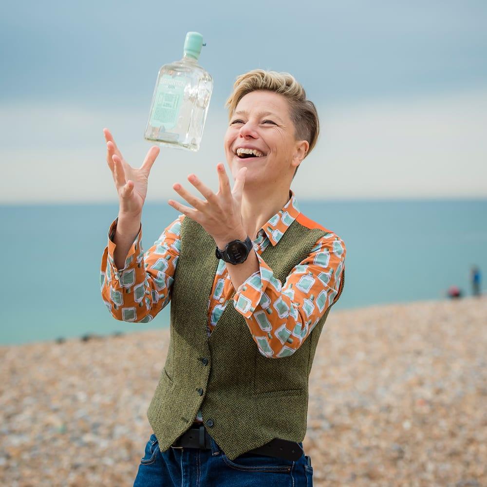 Kathy Caton, Brighton Gin