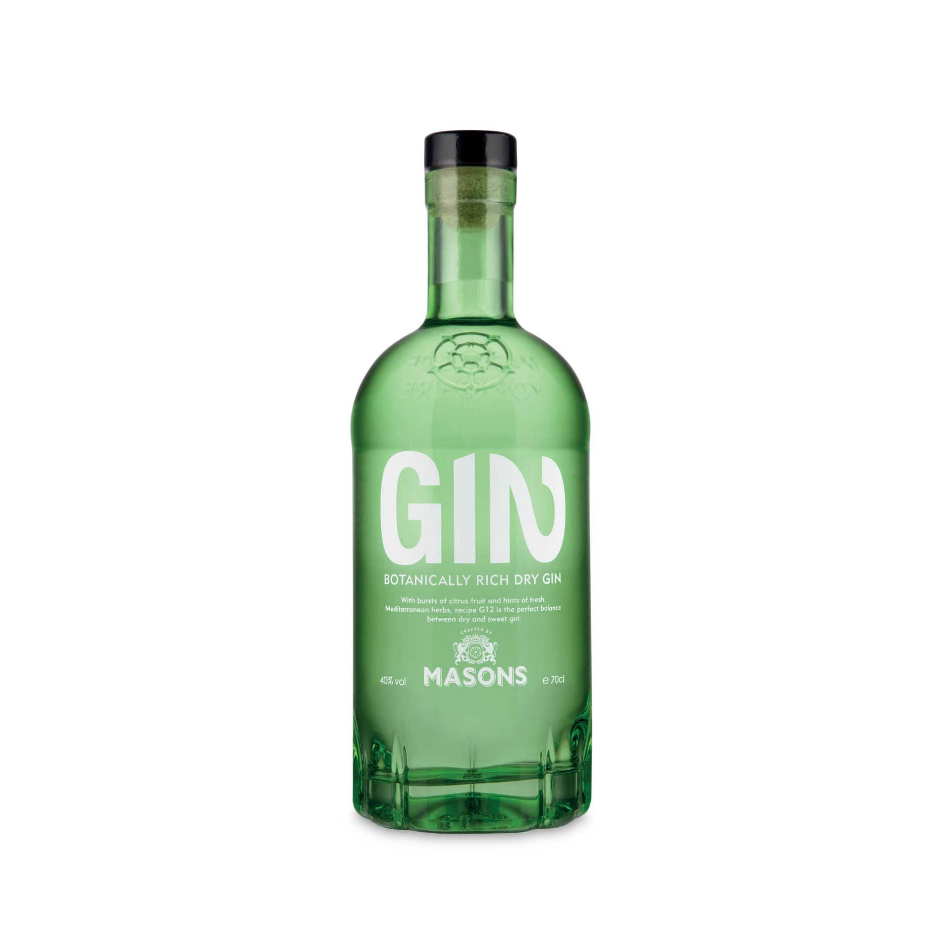 G12 Botanically Rich Dry Gin