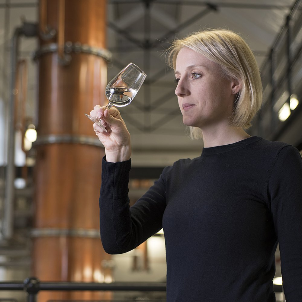Dr Anne Brock, Bombay Sapphire