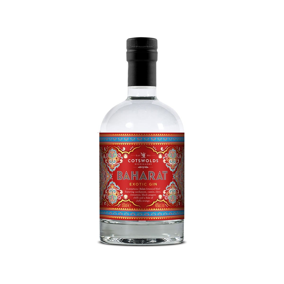 Cotswolds Baharat Gin from Cotswold Distillery