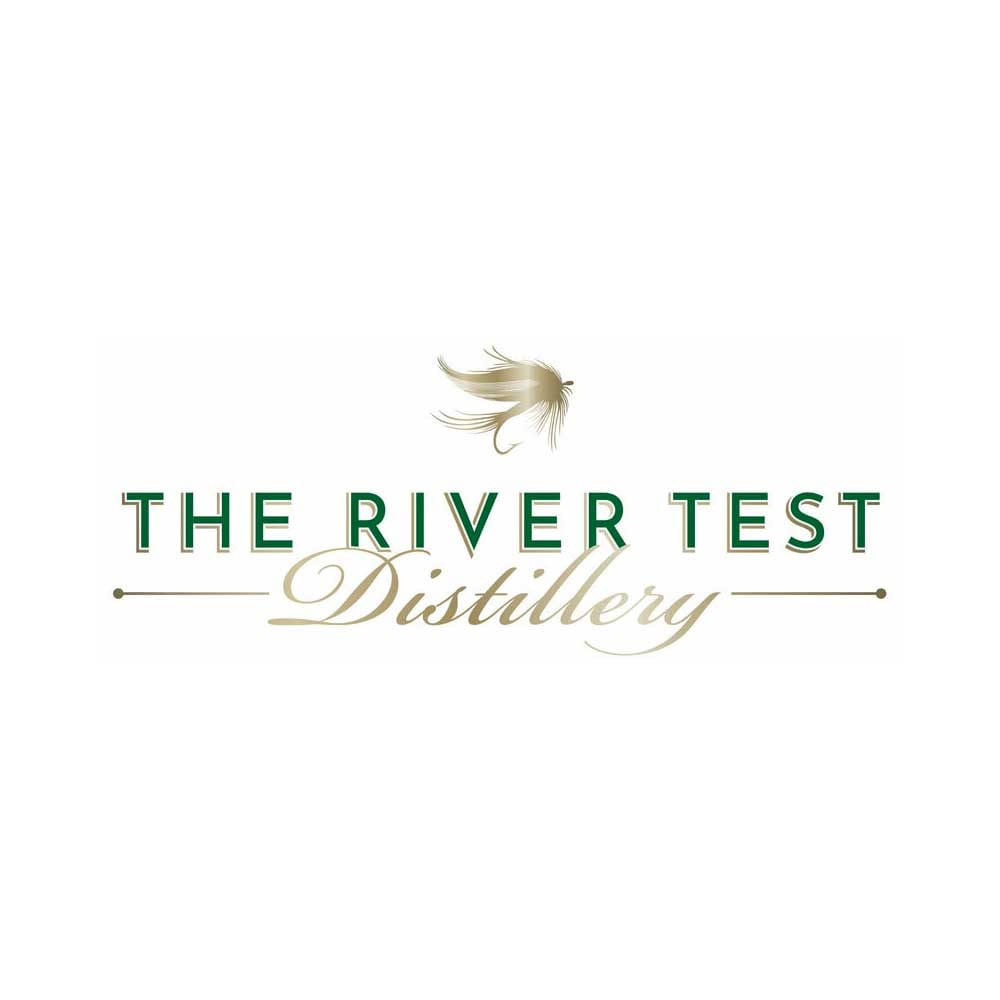 The River Test Distillery Logo