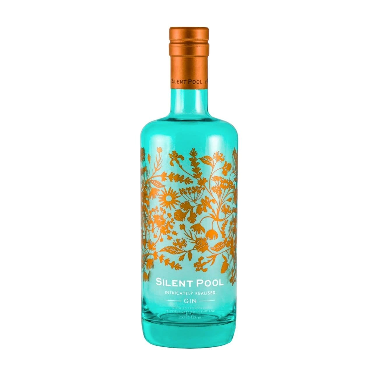 Silent Pool Intrinsically Realised Gin from Surrey