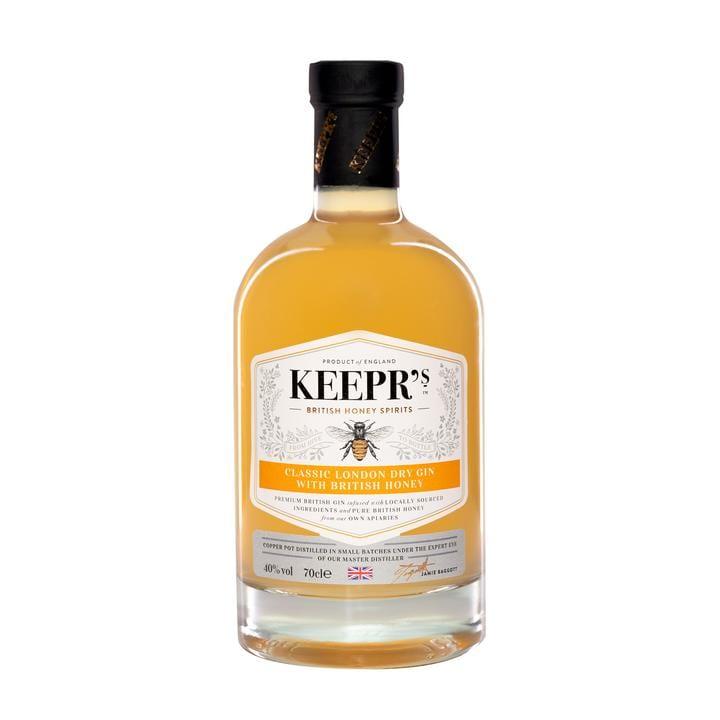 Keepr's Classic London Dry Gin