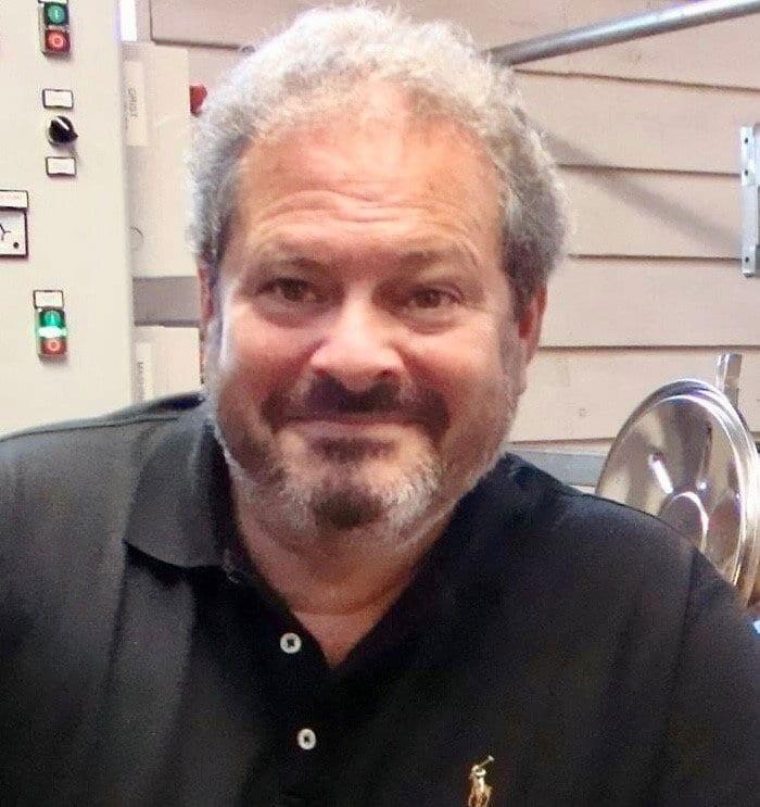 Daniel Szor, CEO of Cotswolds Distillery