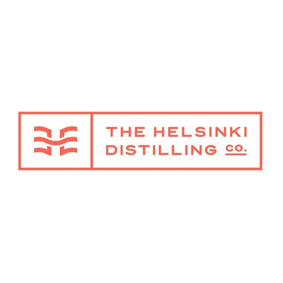 The Helsinki Gin Distilling Company Logo
