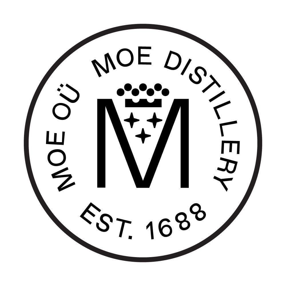 MOE Gin Distillery in Estonia Logo