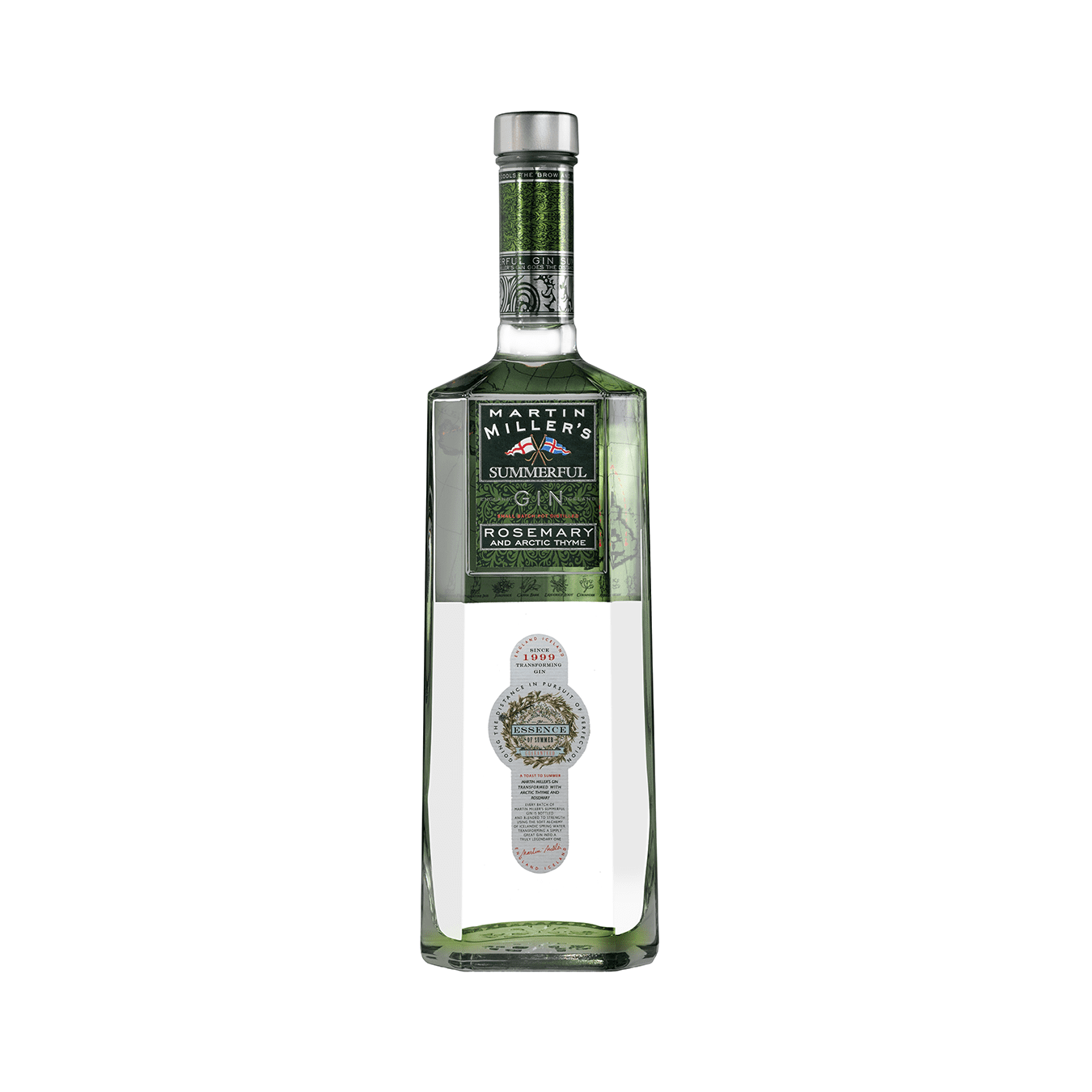 Martin Miller's Summerful Gin Bottle